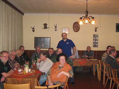 Geburtstagsfeier - 2007