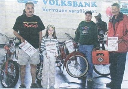 Schönstes Moped