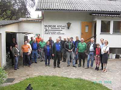 Frühjahrsausfahrt Wienerwald - 2008