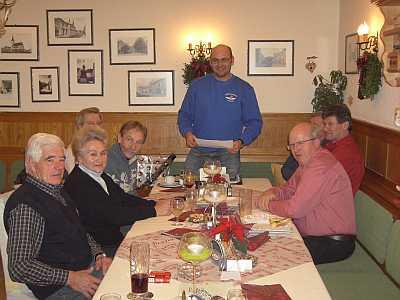 Weihnachtsfeier / Generalversammlung - 2008