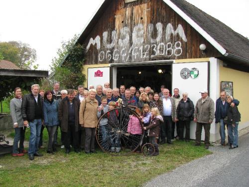 Oldtimerausflug Riegersburg- 2010