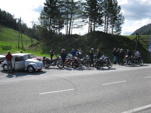 Frühjahrsausfahrt - 2010