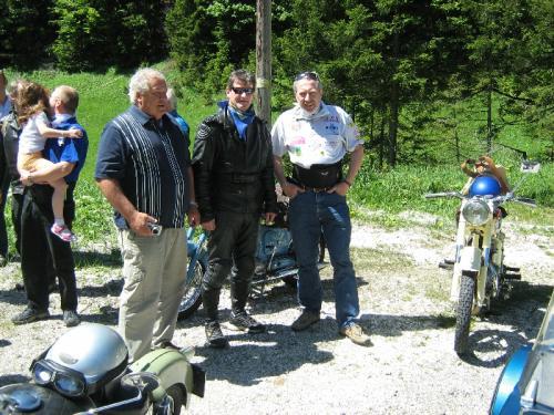 Sommerausfahrt Hohenberg - 2010