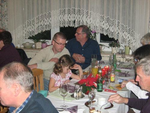Weihnachtsfeier - 2010
