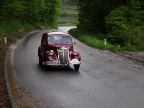 Frühjahrsausfahrt - 2011
