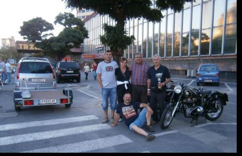 Oldtimerrallye Bratislava - 2013
