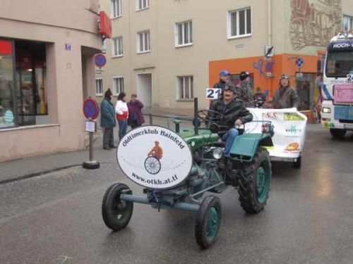 Faschingsumzug Hainfed - 2014